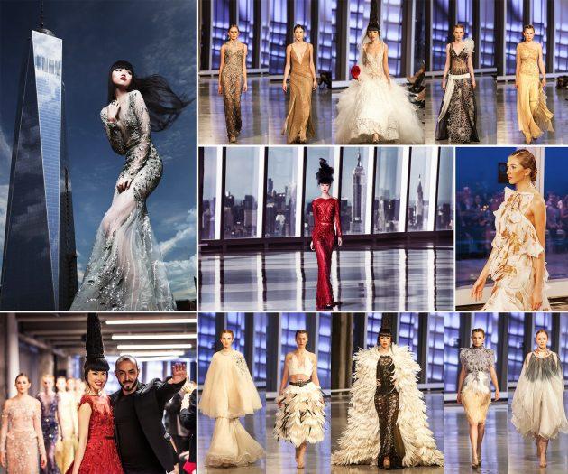J Autumn Fashion Show atop One World Trade Center 2014