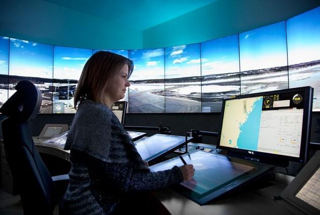 Remote-Tower-Center-Örnsköldsvik-airport