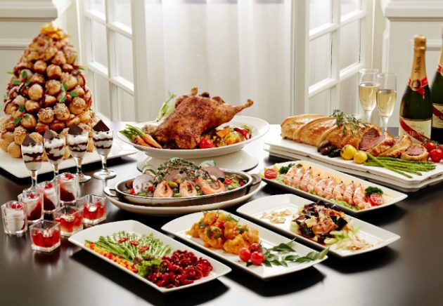 New-Years-Eve-buffet-spread-at-Spices-Cafe