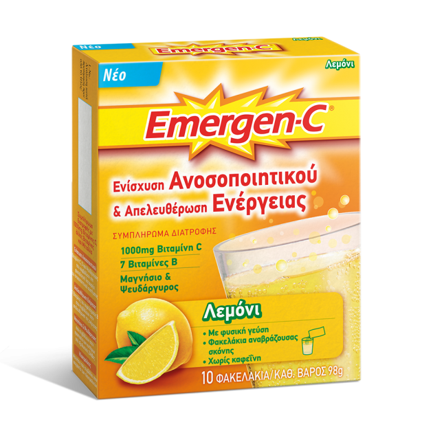 Emergen-C® - Lemon