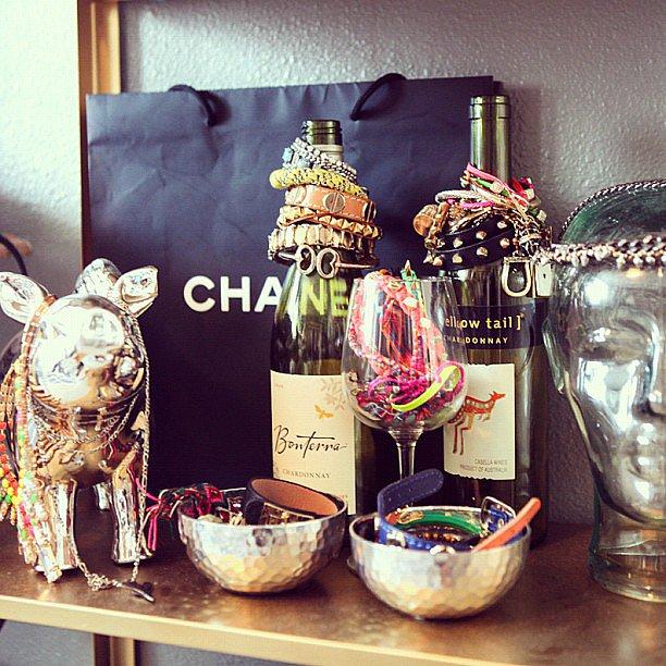 Wine-Bottle-Jewelry-Stand