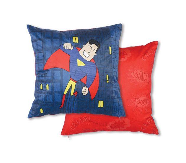 Διακοσμητικό μαξιλάρι Super Heroes