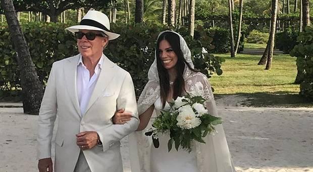 γάμος_hilfiger