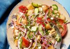 σαλάτα panzanella