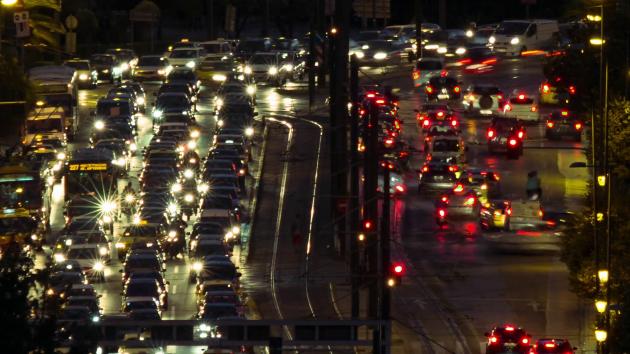 κυκλοφοριακές ρυθμίσεις Αθήνα