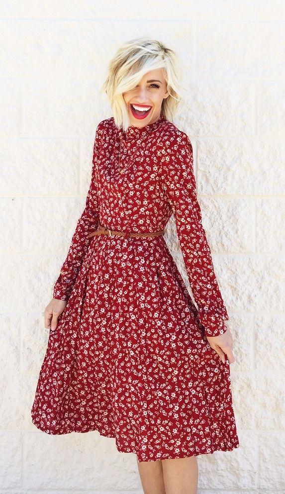 b1e53528da0 Floral φόρεμα: Δες πώς να το φορέσεις! | InfoWoman