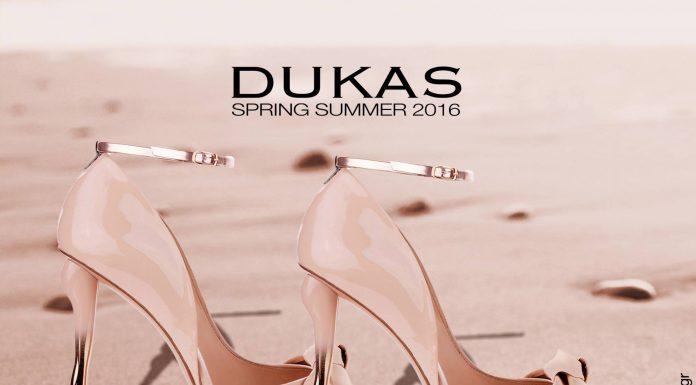 115d334b90b Η νέα καλοκαιρινή συλλογή του Dukas είναι απλά εντυπωσιακή! 12 Φεβρουαρίου  2016