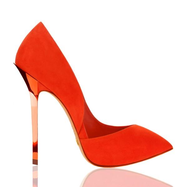 Deville Asymmetrical Orange