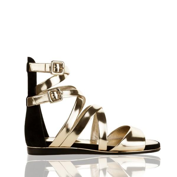 Sandal Platinum