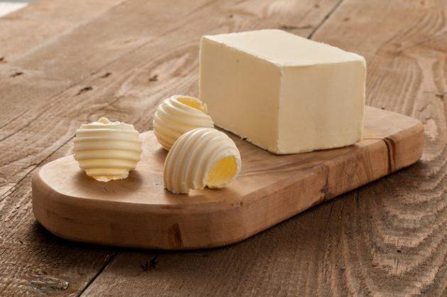freshly-made-butter