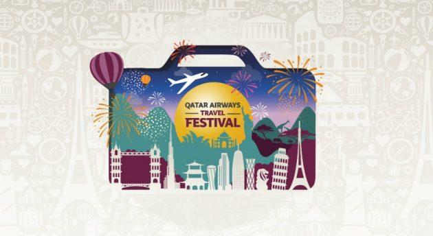 Travel Festival της Qatar Airways