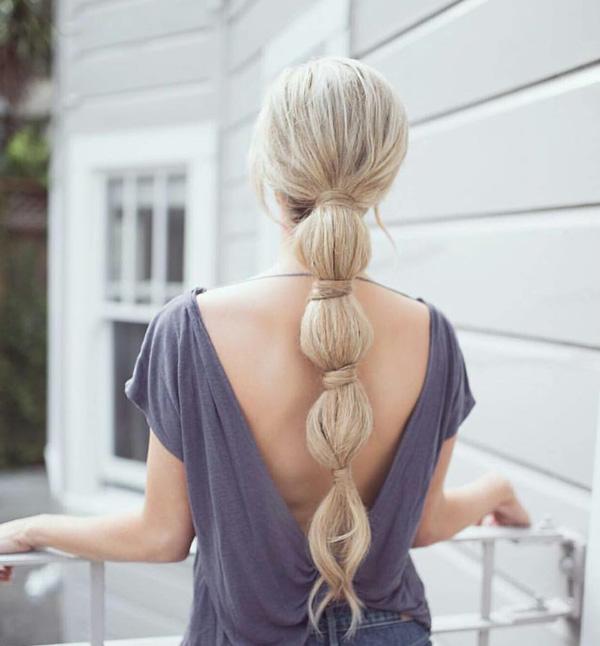 Ας απολαύσουμε τα ανοιξιάτικα χτενίσματα για μακρυά μαλλιά. 469038b1a24