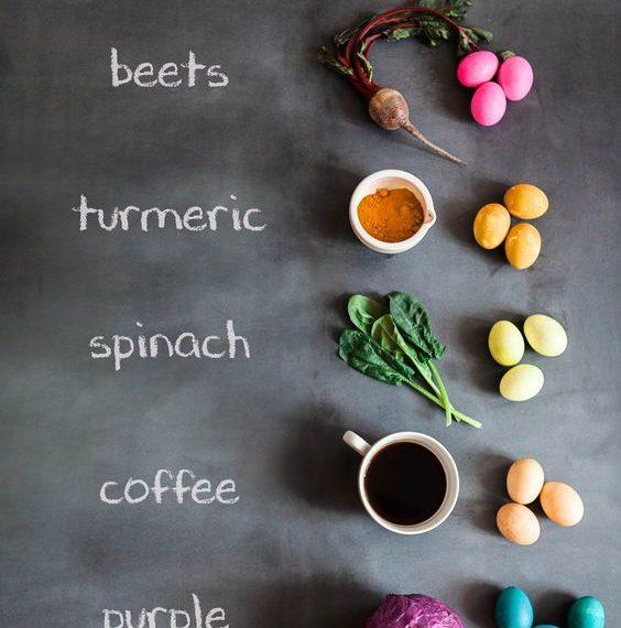 βαφή-αυγών-με-υλικά-της-κουζίνας