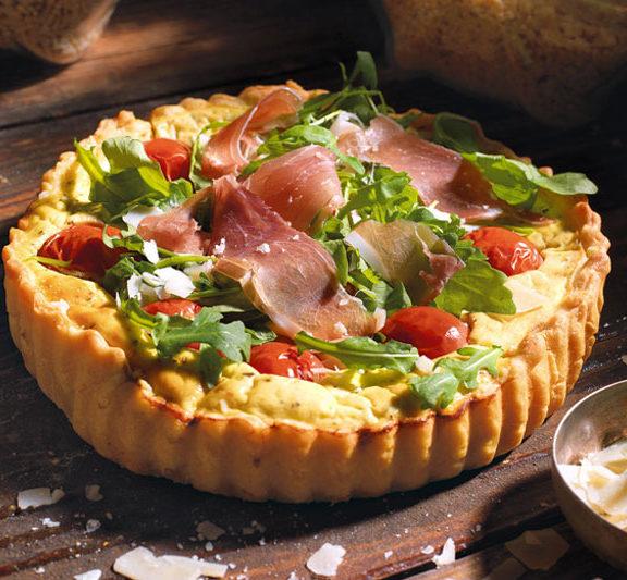 συνταγή-αλμυρή-ιταλική-τάρτα