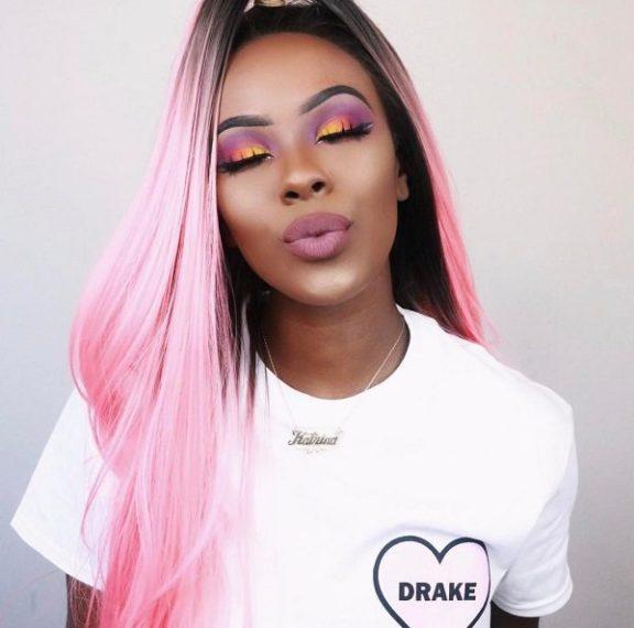 μακιγιάζ-το-πορτοκαλί-και-το-ροζ-χρώμα