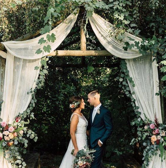 Γάμος στην εξοχή: 8 Πράσινες προτάσεις!
