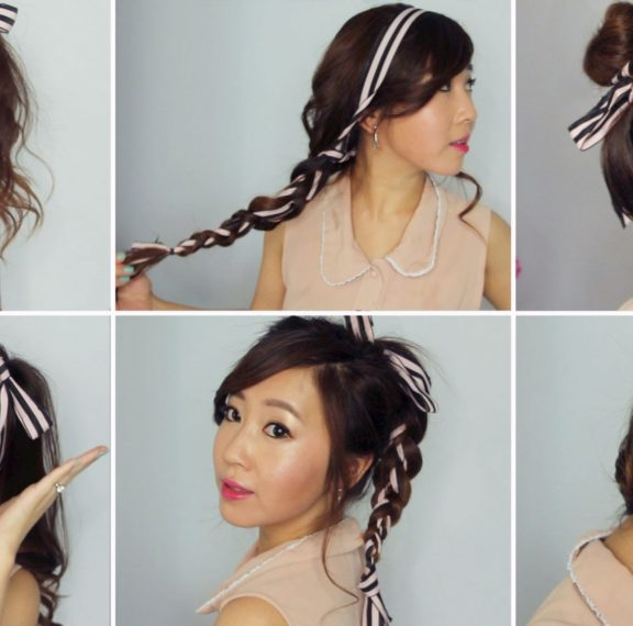 μαλλιά-έτοιμα-σε-3-λεπτά-με-μια-κορδέλα-6