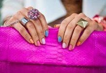 χρώματα νύχια