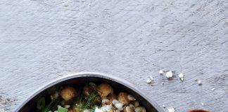 φασολάκια σαλάτα