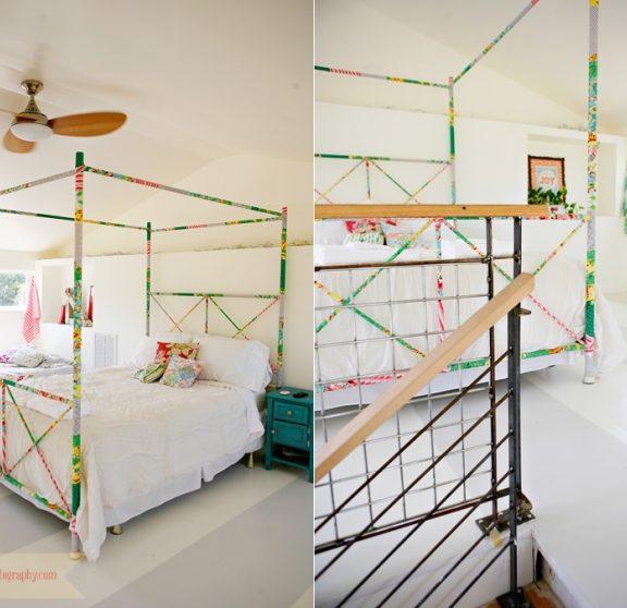 deco-tips-χρωματίστε-το-σιδερένιο-κρεβάτι-σα