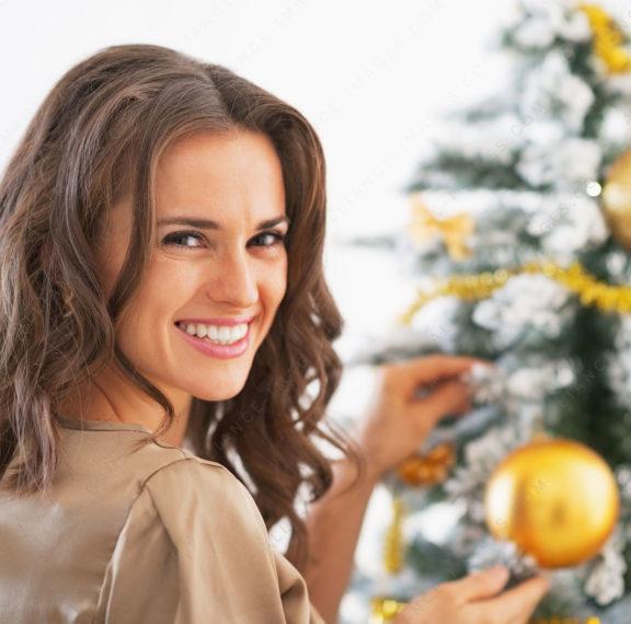 Όσο πιο νωρίς στολίσετε για τα Χριστούγεννα τόσο πιο ευτυχισμένοι θα είστε!