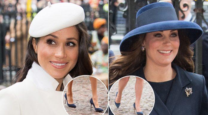 b97834d41d13 Κοινή εμφάνιση για τις δύο πριγκίπισσες-σταρ
