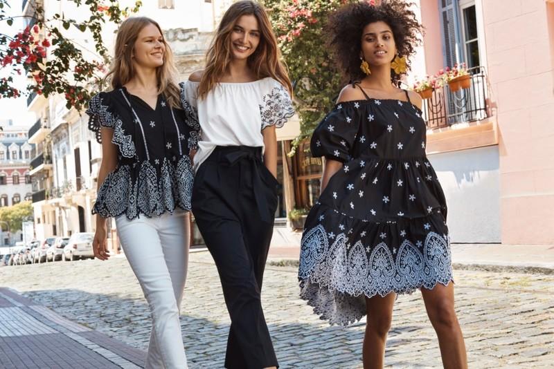 0eeb64eb950 Στη νέα κολεξιόν της H&M βρήκαμε τα ρούχα που θα φοράμε όλο το καλοκαίρι