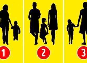 Ψυχολογικό τεστ: Μπορείτε να μαντέψετε ποια δεν είναι αληθινή οικογένεια;