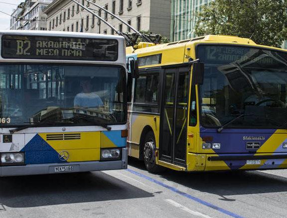 24ωρη-απεργία-σε-λεωφορεία-και-τρόλεϊ-σή