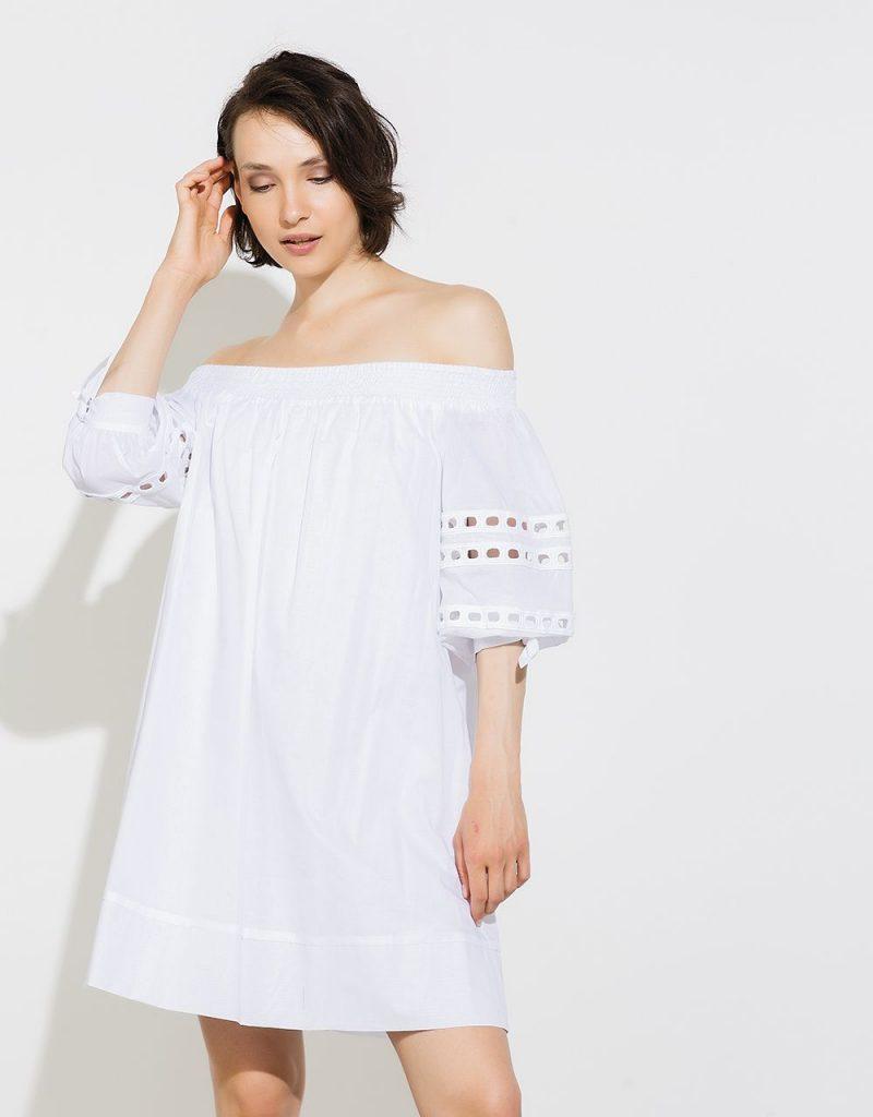 d4ddcba959fd Βρήκαμε τα καλύτερα λευκά φορέματα της αγοράς για κάθε σωματότυπο