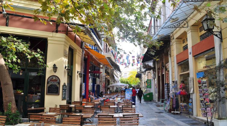 Κάντε αυτόν τον Περίπατο στην Πλάκα: Η Αθήνα στο κέντρο του κόσμου!