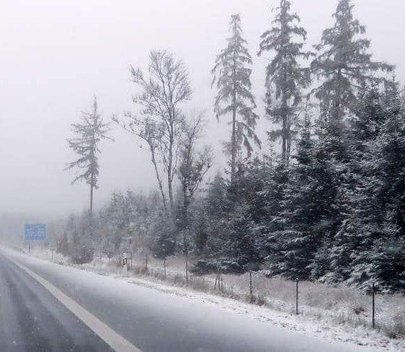 διακοπή-κυκλοφορίας-λόγω-χιονόπτωση