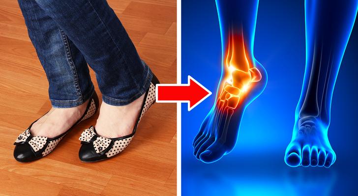 87d17eab14c 5 τύποι παπουτσιών που μπορούν να προκαλέσουν ζημιά στα πόδια σας