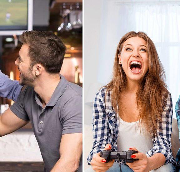 Τι συμβαίνει όταν οι άντρες θεωρούν ως καλύτερο φίλο την σύντροφό τους;