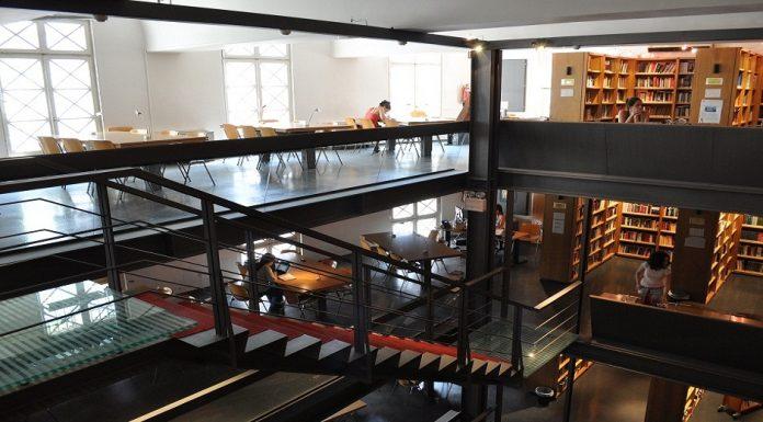 f82b65dcdf Εγκαινιάστηκε η νέα Βιβλιοθήκη της Φιλοσοφικής Σχολής – Η δεύτερη  μεγαλύτερη στη χώρα