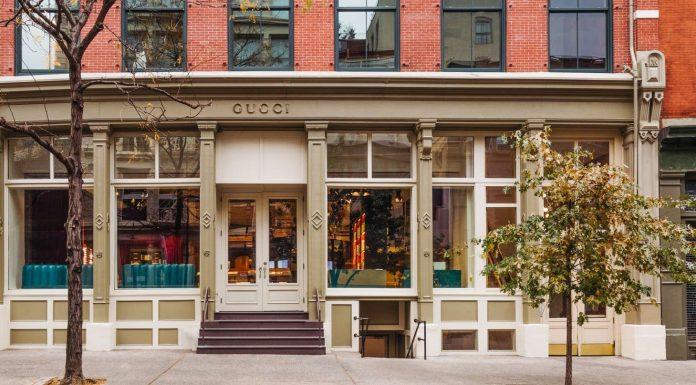 9cf8fb23a9 Ο οίκος Gucci άνοιξε ένα παραμυθένιο βιβλιοπωλείο στη Νέα Υόρκη (εικόνες)