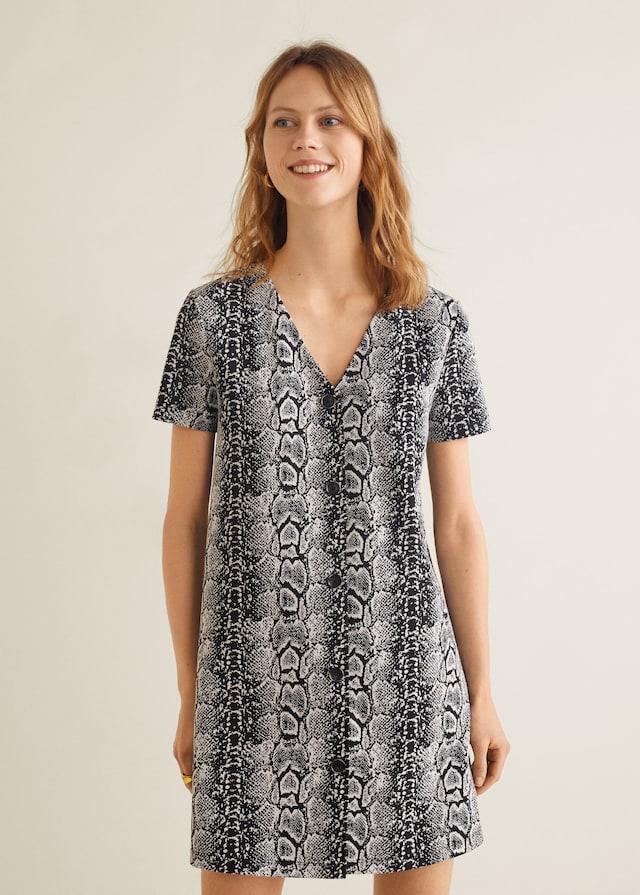 7a958101432 5 φορέματα με animal prints που θα φορεθούν πολύ τη φετινή σεζόν