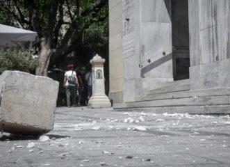 σεισμός-στην-αθήνα-ζημιές-στην-εκκλησ
