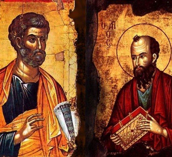 πέτρου-και-παύλου-σήμερα-γιατί-οι-άγιο