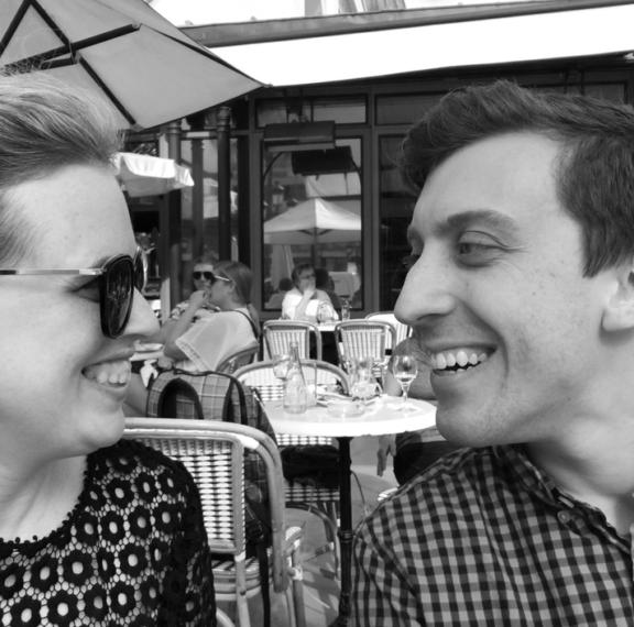 """""""Τέσσερις μήνες μετά τον γάμο μας, ο άντρας μου διαγνώστηκε με καρκίνο στον εγκέφαλο"""""""