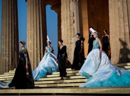 Όταν ο Ένιο Μορικόνε «έντυσε» τον Οίκο Dolce & Gabbana στη Σικελία- Δείτε το σπάνιο φιλμ