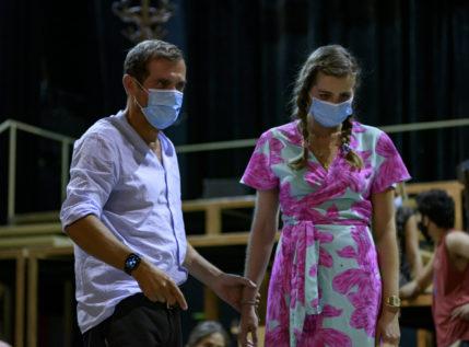 Τρίτο Στεφάνι: Δείτε το πρώτο teaser και φωτογραφίες από τις πρόβες