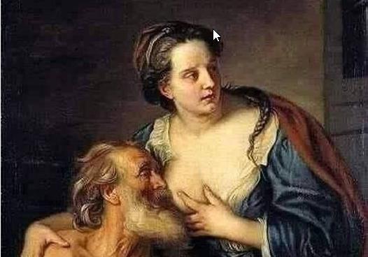 Ποια η ιστορία πίσω από τον διάσημο πίνακα του Γάλλου ζωγράφου Jean-Baptiste Deshays;