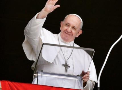Ιστορική στιγμή: «Ναι» στο σύμφωνο συμβίωσης για ομόφυλα ζευγάρια από τον Πάπα Φραγκίσκο