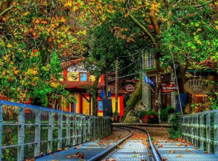 Ζαχλωρού: Το πανέμορφο χωριό των Καλαβρύτων που επιλέγουν σκηνοθέτες για φόντο σε ταινίες και σειρές
