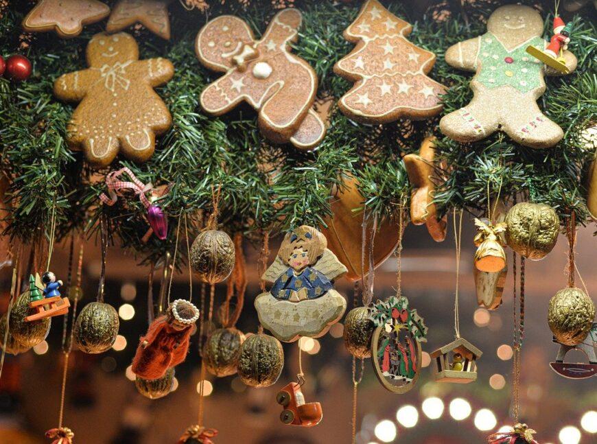 Εύκολη συνταγή για νόστιμα χριστουγεννιάτικα μπισκότα!