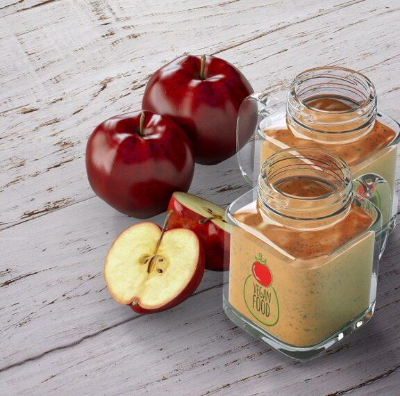 χειμωνιάτικο-smoothie-με-γεύση-μηλόπιτα-δυνα
