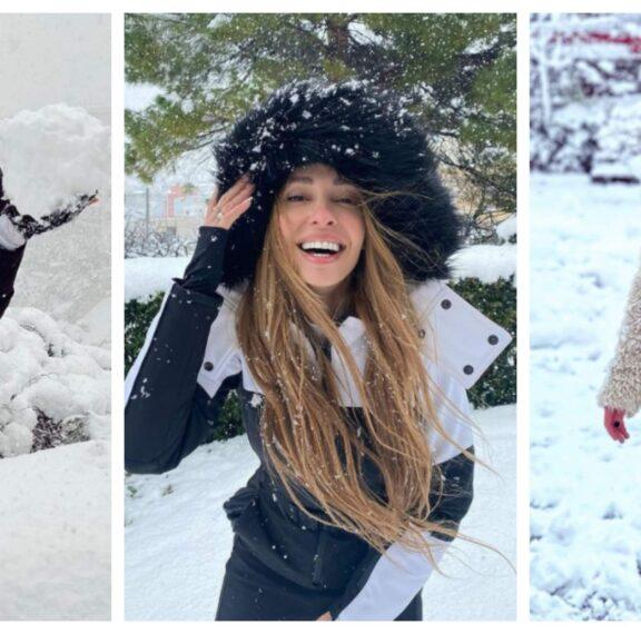 διάσημες-ελληνίδες-βγήκαν-στα-χιόνια