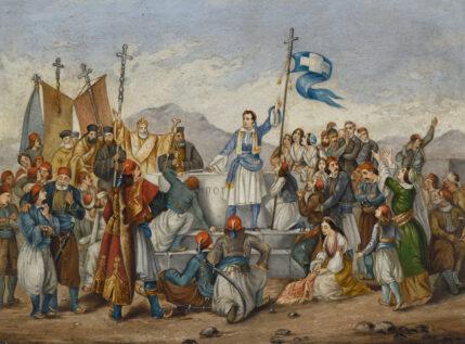 «1821 Πριν και Μετά»: η μεγαλύτερη έκθεση για το νεότερο Ελληνισμό στο Μουσείο Μπενάκη
