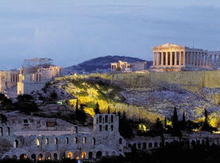 10 θεματικές διαδικτυακές περιηγήσεις μάς συστήνουν την Αθήνα